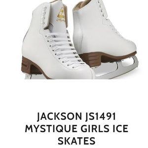 Girl's/Jackson Mystique Figure Skates